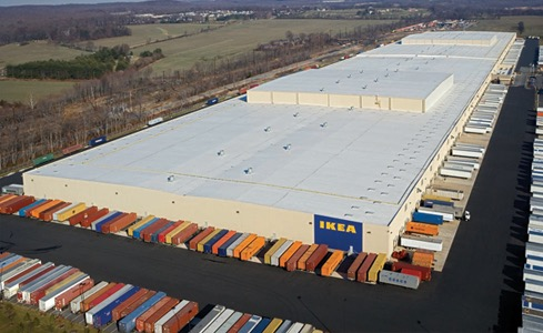 Ikea s north american distribution network panethos for Ikea store hours philadelphia