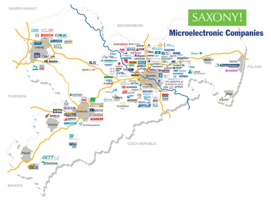 Dresden's Silicon Saxony - Source: sireselection.com