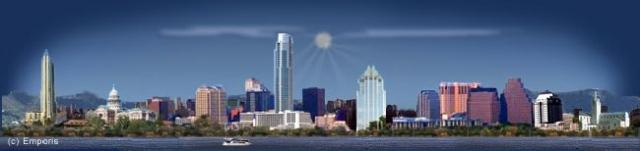 Austin, Texas - Source: emporis.com
