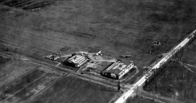 Curtiss Northwest/Twin Cities Airfield