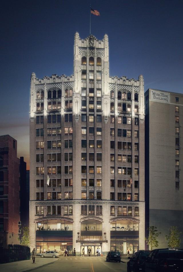 Metropolitan Building - Source: