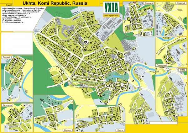 Russian Cities That Arose From The Gulag Era Panethos - Map of russian cities