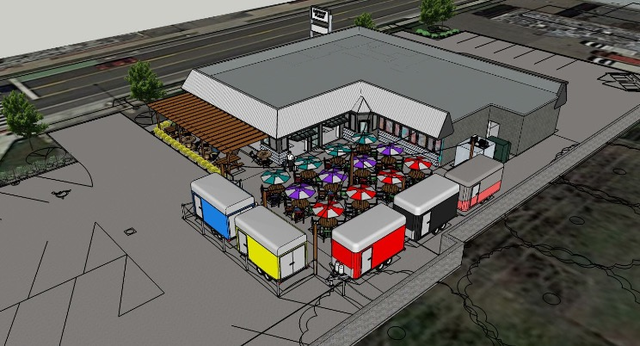 A Tally of Food Truck Courts, Lots, Parks, and Pods | Panethos